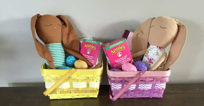 What's In The Twins Easter Basket image